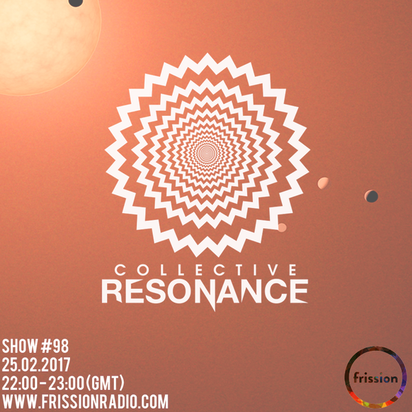 Collective Resonance Show 98 - with Damien Connell