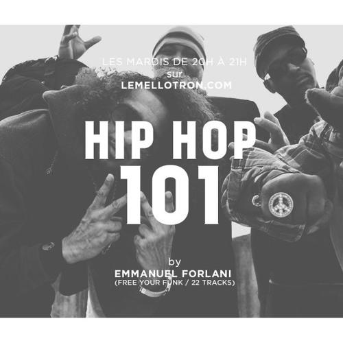 Emmanuel Forlani – HIPHOP101 – 061 (LeMellotron)