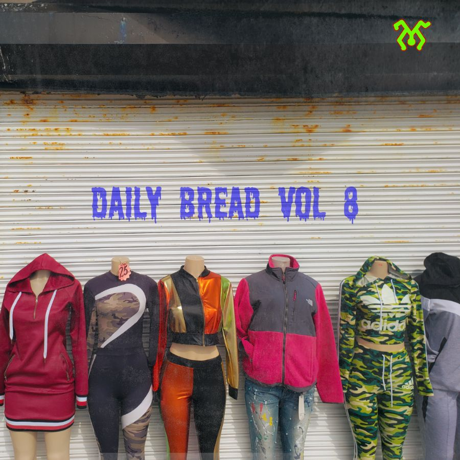 Daily Bread vol 8